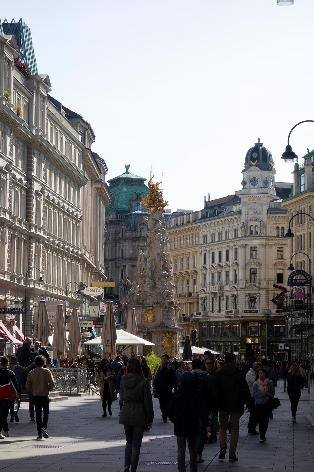Bibliotheksfahrt 2018 – Wien