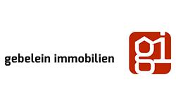 Gebelein Immobilien Logo