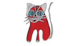Rote Katze e.v. Logo