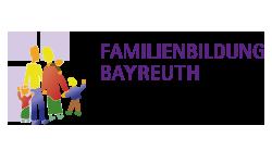 Logo Familienbildung Bayreuth