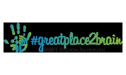 Logo greatplace2brain – MINT Region Bayreuth