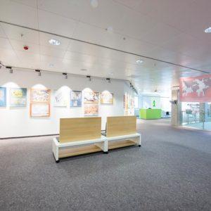 RW21 1. Obergeschoss, Galerie