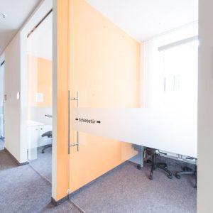 RW21 2. Obergeschoss, Lernkabinen