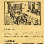 RW21 Stadtbibliothek – Stadtbücherei