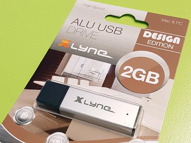 RW21 Stadtbibliothek – USB Stick