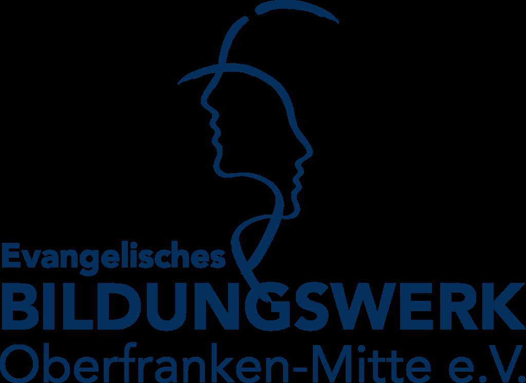 Logo unseres Kooperationspartners Evangelisches Bildungswerk Oberfranken-Mitte e.V.