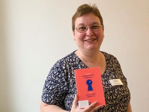 Frau Enders empfiehlt kleines Kuriositätenkabinett der Deutschen Sprache